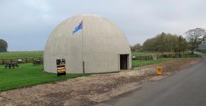 Langham Dome autumn JL